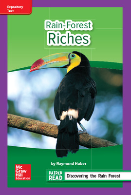 Reading Wonders Leveled Reader Rain-Forest Riches: ELL Unit 1 Week 3 Grade 6