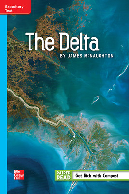 Reading Wonders Leveled Reader The Delta: On-Level Unit 4 Week 4 Grade 5