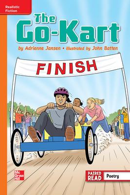 Reading Wonders Leveled Reader The Go-Kart: Approaching Unit 4 Week 5 Grade 6
