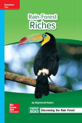 Reading Wonders Leveled Reader Rain-Forest Riches: On-Level Unit 1 Week 3 Grade 6