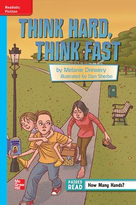 Reading Wonders Leveled Reader Think Hard, Think Fast: On-Level Unit 3 Week 2 Grade 6