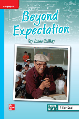 Reading Wonders Leveled Reader Beyond Expectation: On-Level Unit 3 Week 4 Grade 6