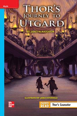 Reading Wonders Leveled Reader Thor's Journey to Utgard: On-Level Unit 5 Week 1 Grade 6