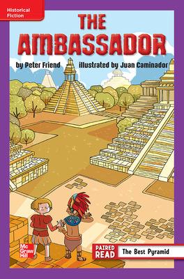 Reading Wonders Leveled Reader The Ambassador: ELL Unit 2 Week 3 Grade 6