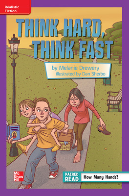Reading Wonders Leveled Reader Think Hard, Think Fast: ELL Unit 3 Week 2 Grade 6