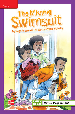 Reading Wonders Leveled Reader The Missing Swimsuit: ELL Unit 4 Week 3 Grade 6