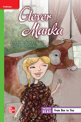 Reading Wonders Leveled Reader Clever Manka: Beyond Unit 2 Week 4 Grade 5