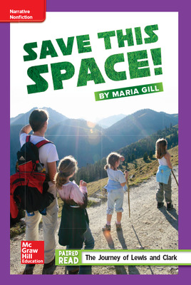 Reading Wonders Leveled Reader Save This Space!: ELL Unit 1 Week 3 Grade 5