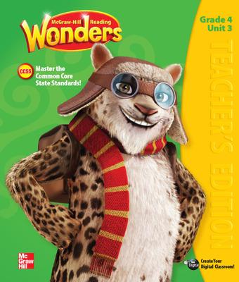 Reading Wonders Teachers Edition, Vol. 3