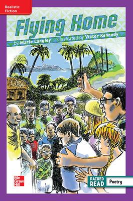 Reading Wonders Leveled Reader Flying Home: ELL Unit 6 Week 5 Grade 5