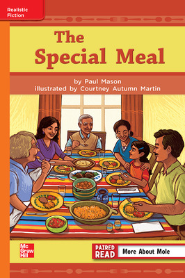 Reading Wonders Leveled Reader The Special Meal: Approaching Unit 1 Week 2 Grade 3