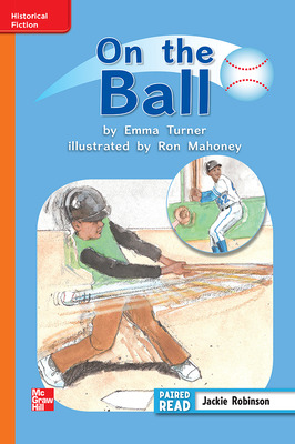 Reading Wonders Leveled Reader On the Ball: Approaching Unit 3 Week 2 Grade 3
