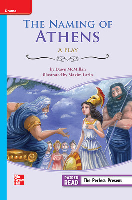 Reading Wonders Leveled Reader The Naming of Athens: On-Level Unit 6 Week 1 Grade 3