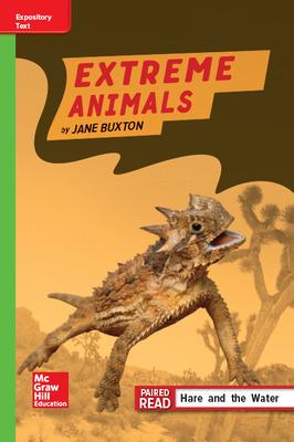 Reading Wonders Leveled Reader Extreme Animals: Beyond Unit 2 Week 4 Grade 4