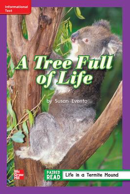 Reading Wonders Leveled Reader A Tree Full of Life: ELL Unit 2 Week 3 Grade 2
