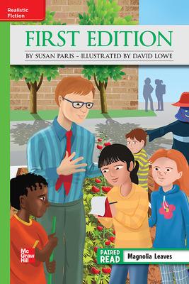 Reading Wonders Leveled Reader First Edition: Beyond Unit 5 Week 1 Grade 4