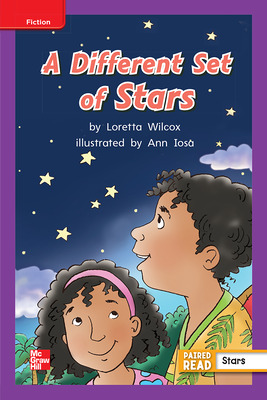 Reading Wonders Leveled Reader A Different Set of Stars: ELL Unit 3 Week 2 Grade 2