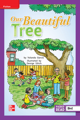 Reading Wonders Leveled Reader Our Beautiful Tree: ELL Unit 5 Week 4 Grade 2