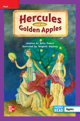Reading Wonders Leveled Reader Hercules and the Golden Apples: ELL Unit 6 Week 1 Grade 2
