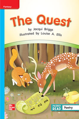 Reading Wonders Leveled Reader The Quest: On-Level Unit 1 Week 1 Grade 2