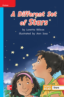 Reading Wonders Leveled Reader A Different Set of Stars: On-Level Unit 3 Week 2 Grade 2
