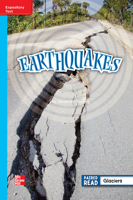 Reading Wonders Leveled Reader Earthquakes: On-Level Unit 4 Week 2 Grade 2