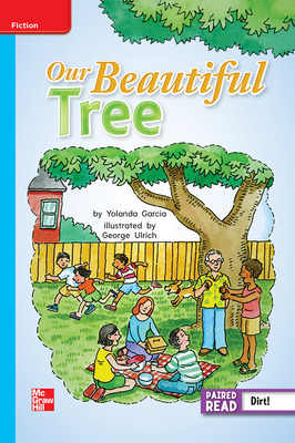 Reading Wonders Leveled Reader Our Beautiful Tree: On-Level Unit 5 Week 4 Grade 2