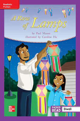 Reading Wonders Leveled Reader A Row of Lamps: ELL Unit 1 Week 2 Grade 3