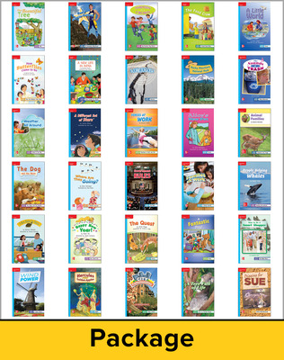 Reading Wonders, Grade 2, Leveled Reader Library Package On-Level Grade 2