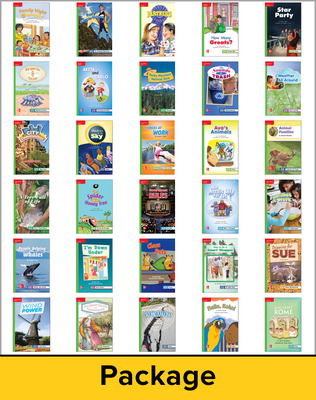 Reading Wonders, Grade 2, Leveled Reader Library Package Beyond Grade 2