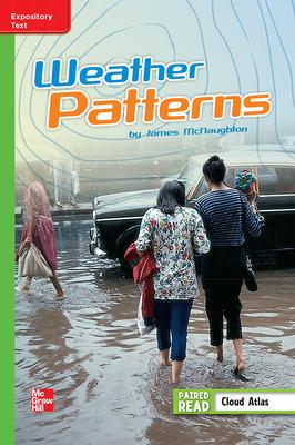 Reading Wonders Leveled Reader Weather Patterns: Beyond Unit 3 Week 3 Grade 5