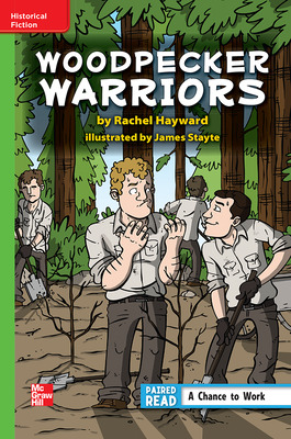 Reading Wonders Leveled Reader Woodpecker Warriors: Beyond Unit 5 Week 2 Grade 5