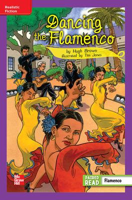Reading Wonders Leveled Reader Dancing the Flamenco: ELL Unit 3 Week 1 Grade 5
