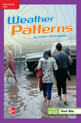 Reading Wonders Leveled Reader Weather Patterns: ELL Unit 3 Week 3 Grade 5