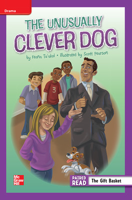 Reading Wonders Leveled Reader The Unusually Clever Dog: ELL Unit 4 Week 2 Grade 5