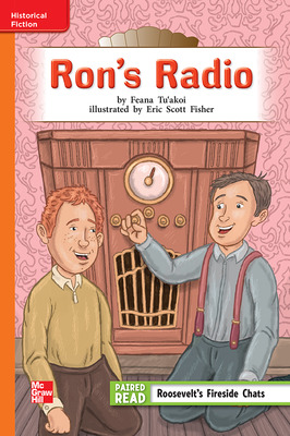 Reading Wonders Leveled Reader Ron's Radio: Approaching Unit 4 Week 3 Grade 4