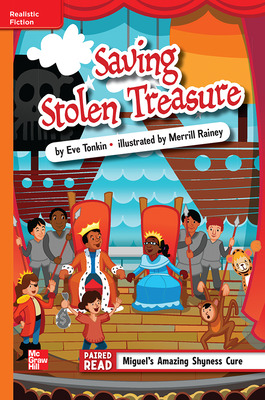 Reading Wonders Leveled Reader Saving Stolen Treasure: Approaching Unit 5 Week 1 Grade 4