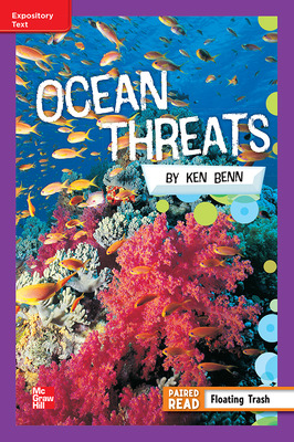 Reading Wonders Leveled Reader Ocean Threats: ELL Unit 5 Week 3 Grade 5