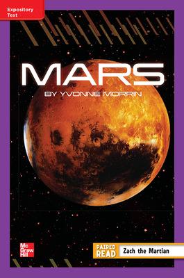 Reading Wonders Leveled Reader Mars: ELL Unit 5 Week 4 Grade 5