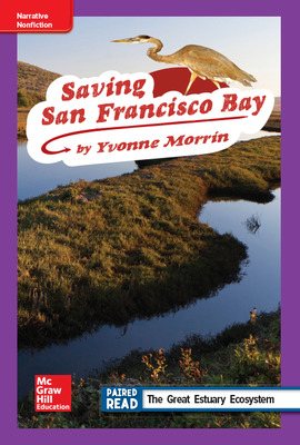 Reading Wonders Leveled Reader Saving San Francisco Bay: ELL Unit 2 Week 3 Grade 4