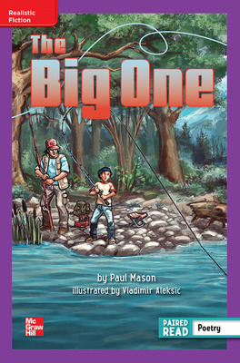 Reading Wonders Leveled Reader The Big One: ELL Unit 2 Week 5 Grade 4
