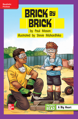 Reading Wonders Leveled Reader Brick by Brick: ELL Unit 3 Week 2 Grade 4