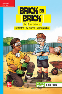 Reading Wonders Leveled Reader Brick by Brick: On-Level Unit 3 Week 2 Grade 4