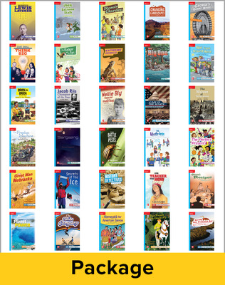Reading Wonders, Grade 4, Leveled Reader Package (6 of 30) On-Level Grade 4