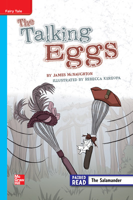Reading Wonders Leveled Reader The Talking Eggs: On-Level Unit 2 Week 2 Grade 5