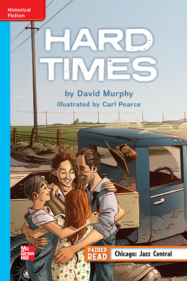 Reading Wonders Leveled Reader Hard Times: On-Level Unit 5 Week 2 Grade 5