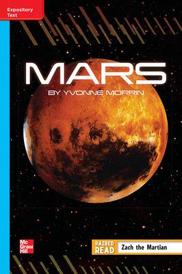 Reading Wonders Leveled Reader Mars: On-Level Unit 5 Week 4 Grade 5