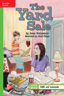 Reading Wonders Leveled Reader The Yard Sale: Beyond Unit 3 Week 2 Grade 6
