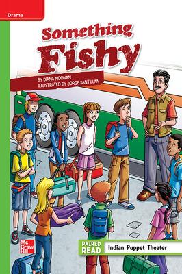 Reading Wonders Leveled Reader Something Fishy: Beyond Unit 4 Week 3 Grade 6