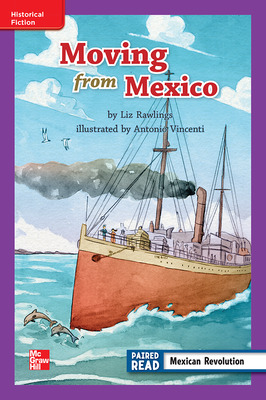 Reading Wonders Leveled Reader Moving from Mexico: ELL Unit 2 Week 2 Grade 3